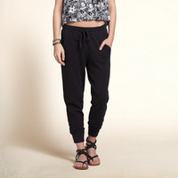 Hollister Pattern Joggers