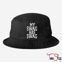 My Swag Has Swag bucket hat