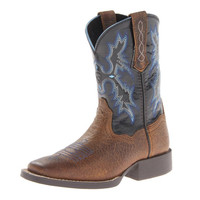 Ariat Kid's Tombstone Cowboy Boots