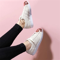 """Adidas"" Fashion Women Shell-toe Flats Sneakers Sport Shoes"