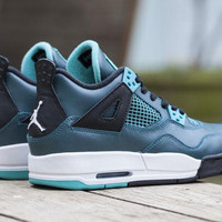 Air Jordan 4 Retro ''Teal'' RM