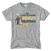 Michigan The Force is Strong T-Shirt