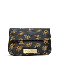 Leather Bee Clutch Bag   Little Moose   Cute bags, gifts, toys, jewellery and accessories from independent designers and famous brands