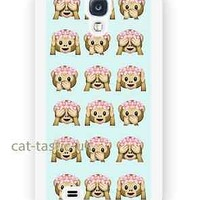 case,cover fits samsung models>Tie Dye>monkey>Emoji>emojis>flowers,smiley faces