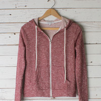 Everly Zip Up Hoodie