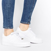 Nike Air AF1 Ultra Force ESS White Trainers