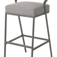 Impacterra Onager Stool Nickel