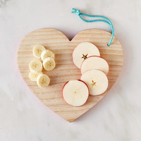 Heart Cutting Board   Urban Outfitters