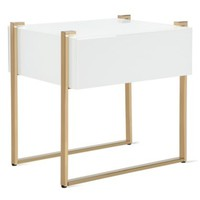 Calista End Table | Fashion Living Room | Living Room | Inspiration | Z Gallerie