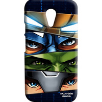 Team Avengers - Case For Moto G (2nd Gen)