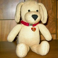 PATTERN Sunny the Puppy PDF