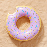 Lilac Donut Inner Tube Pool Float   Urban Outfitters