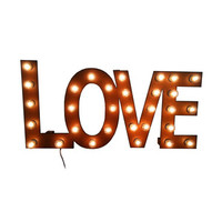 All You Need is Love Marquee Sign