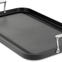 All-Clad  Hard anodized Collection Nonstick Grande Griddle Pan