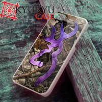 Browning Deer Galaxy with Camo - iPhone 4/4S, iPhone 5/5S, iPhone 5C Case and Samsung Galaxy S2 i9100, S3 i9300, S4 i9500 Case