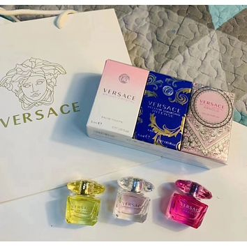3pcs Versace Perfume for Women