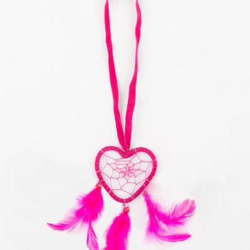 Small Heart Dreamcatcher | Lighting & Decor