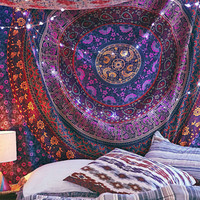 Indian Mandala Tapestries, Hippie Wall Tapestries, Tapestry Wall Hanging, Bohemian Boho Tapestries, Dorm Bed Tapestries, Beach Blanket Throw