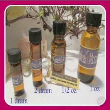 Faithful Love Charged Anointing Oil