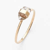 Small Stone Ring