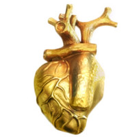 Anatomical Heart Paperweight