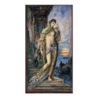Song of Songs by Gustave Moreau
