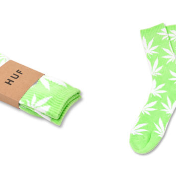 HUF PLANTLIFE SOCKS | huf worldwide / blog