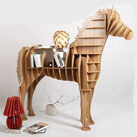 horse shape table
