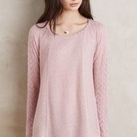 one.september Feathered Lace Pullover