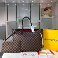 DCCK Lv Louis Vuitton Fashion Women Men Gb2969 M40990 Monogram Order Business Bags Neverfull Gm