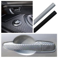 30x127cm 3D Carbon Fiber Vinyl Car Wrap Sheet Roll Film Sticker Decal Sale car styling accessories free shipping~