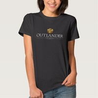 Outlander Title and Crest T Shirt