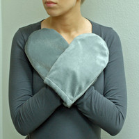 Herbal Comfort Hot/Cold Mitts