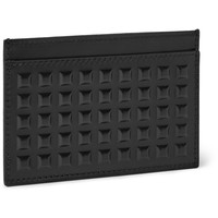 Balenciaga - Studded Leather Cardholder | MR PORTER