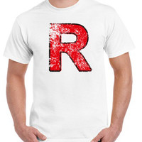 Team Rocket Vintage Tshirt