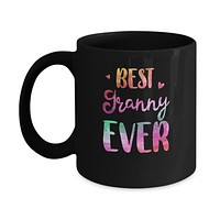 Best Granny Ever Cute Funny Mothers Day Gift Mug