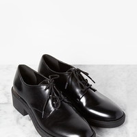 Metal Trim Oxfords