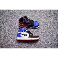 Best Deal Online Nike Air Jordan Retro 1 High Top Three Kid Basketball Shoes for Youth