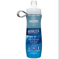 Brita 35558 Bottle Blue Water Filtration Bottle - Walmart.com