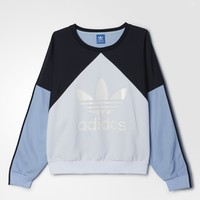 adidas Helsinki Authentic Trefoil Crewneck - Multicolor | adidas US