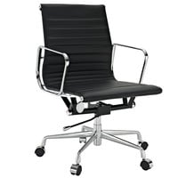 Eames Style Low Back Office Chair