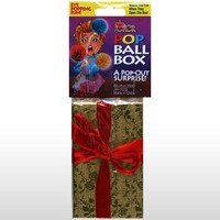 Pop Out Balls in a Gift Box