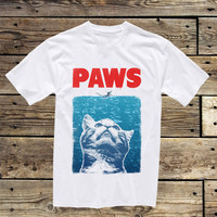 paws awesome T-hirt