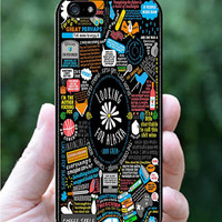 Looking For Alaska - John Green Case For Galaxy s4, Galaxy S3, iPhone 5, iPhone 4/4S Case - Custom Case