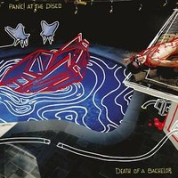 Vinyl Panic! At the Disco - Death of a Bachelor (LP) (Vinyl)