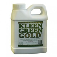 Kleen Green Gold Bong and Pipe Cleaner - 16oz Bottle - Cleaners - Brushes - Smoking Accessories - Grasscity.com