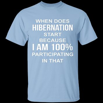 Hibernation T-Shirt