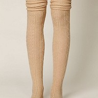 Free People  Vintage Sweater Tall Sock at Free People Clothing Boutique
