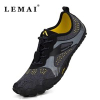 Unisex Men's Running Shoes Summer Breathable Sneakers Gym Walking Shoes Outsole Quick Drying Running Shoes