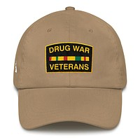 Drug War Veterans Dad Hat